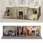 Grosvenor Hall Dolls House Basement Dolls House Emporium